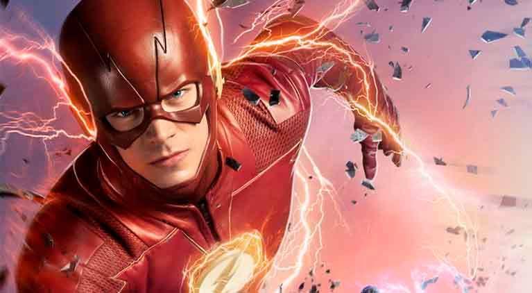 the flash new season 4 poster