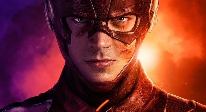 the flash season 4 finale poster