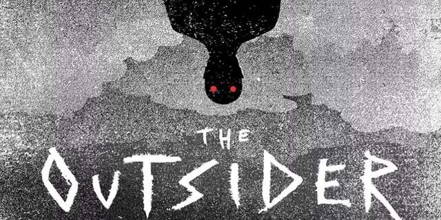 the outsider stephen king novel