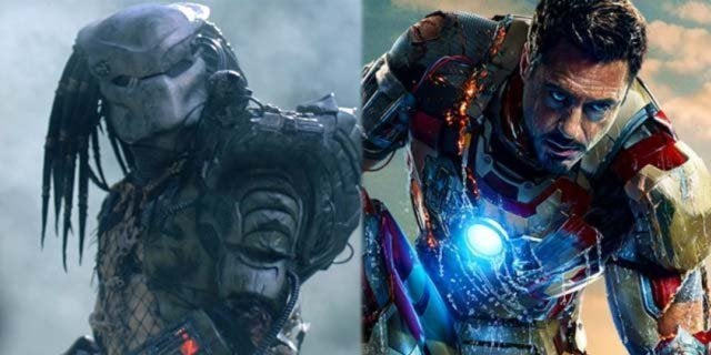 the predator shane black iron man 3