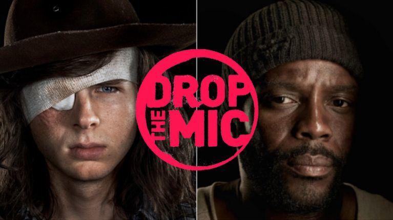 The Walking Dead Drop the Mic ComicBookcom