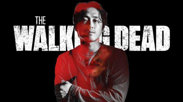 The Walking Dead Glenn comicbookcom