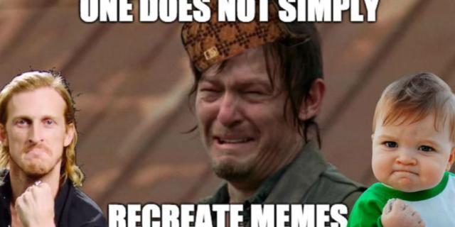 The Walking Dead memes comicbookcom