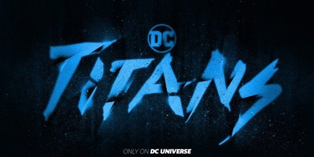 'Titans': First Official Look at Team