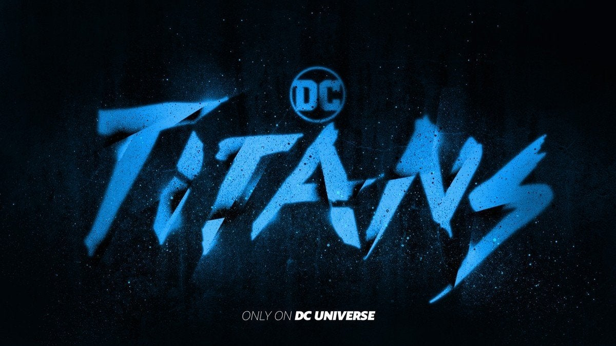 titans logo dc universe