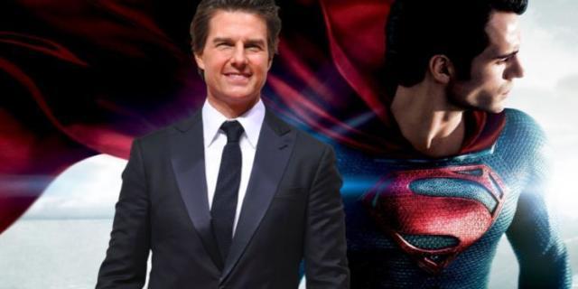 Tom Cruise Cavill Superman