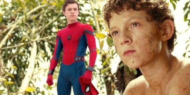 Tom Holland Spider-Man comicbookcom