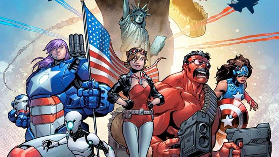 us avengers