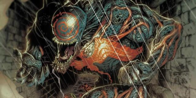 Venom #1 Second Printing