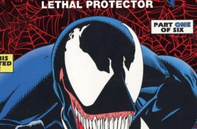 Venom #1 Stegman Cates - Venom #1