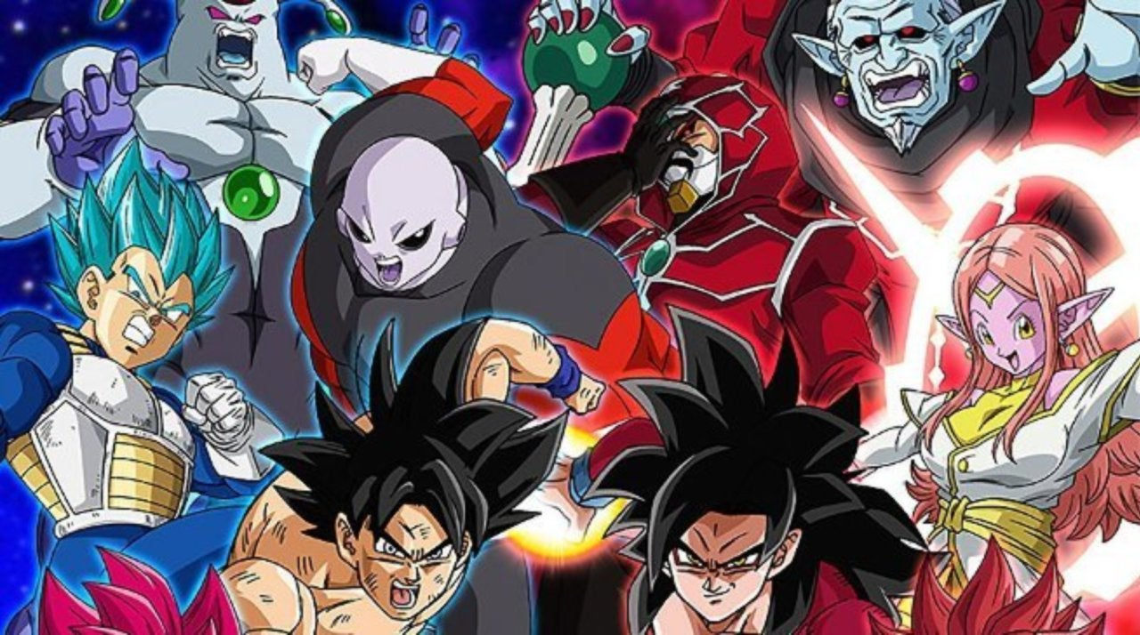 What Is Dragon Ball Heroes