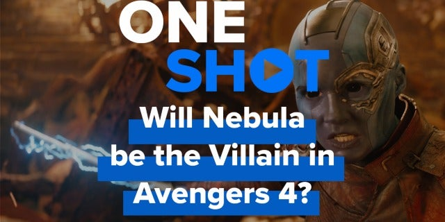 Will Nebula be the Villain in Avengers 4? - One Shot screen capture