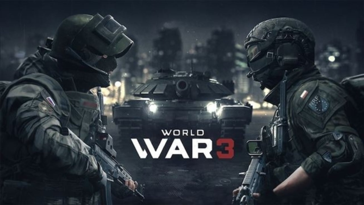 World War 3 Unveiled Alongside New Trailer Depicting Large-Scale Conflict