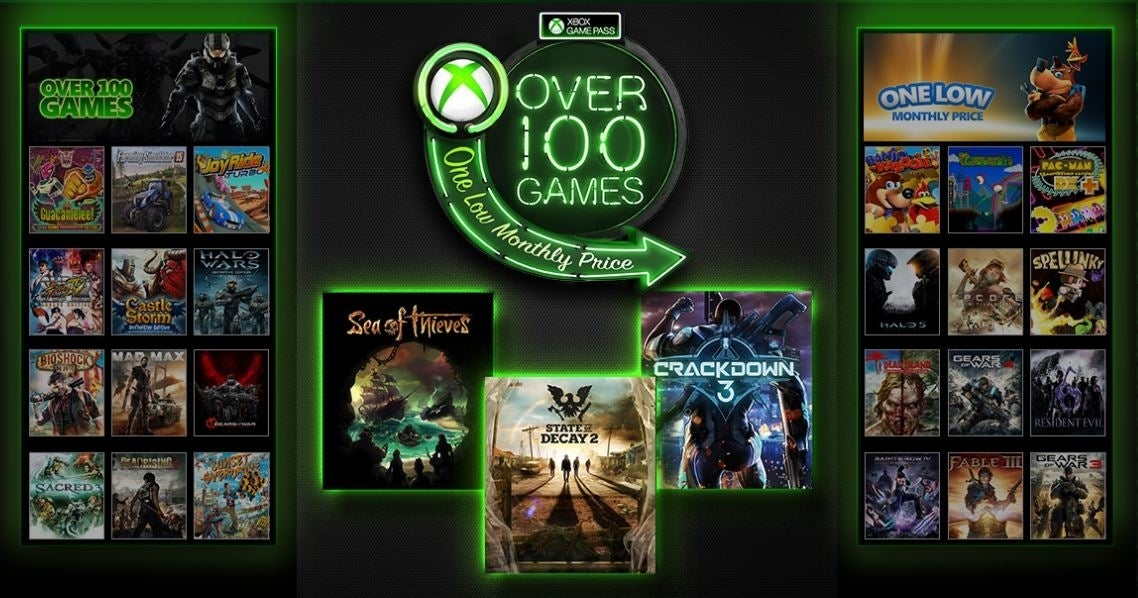 """xbox game pass """"title ="""" xbox game pass """"data-item ="""" 1106617 """"width ="""" 655 """"height ="""" 344 """"/> </figure> <p> ] Today is also your last chance to take advantage of Microsoft's deal on Xbox Game Pass memberships. If you have been thinking about giving Xbox Game, Microsoft is currently offering three months for only $ 9.99 or $ 20 off the list price. <strong> Grab it here while you can </strong>. </p><div><script async src="""