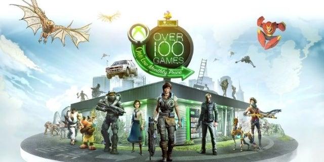 Xbox Game Pass Art