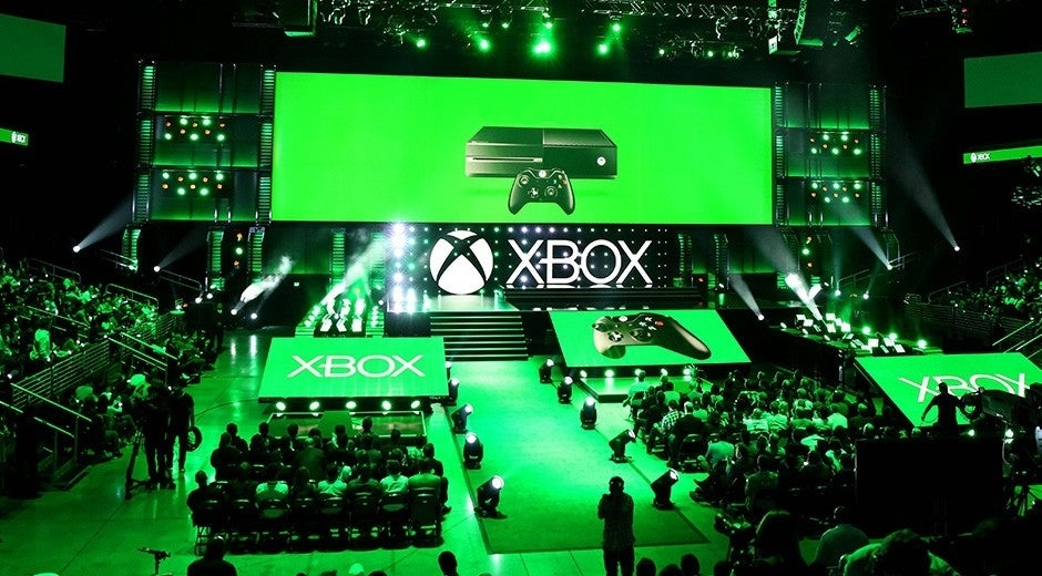 "xboxe32015_hero-940x520 ""title ="" xboxe32015_hero-940x520 ""height ="" 390 ""width ="" 696 ""data-item ="" 1112825 ""/> </figure> <p>  With the announcement of Sony to skip the E3 2019, the ball is now the ball at Xbox under the leadership of Phil Spencer. With only Nintendo and a few third-party vendors to compete with, Microsoft is ready to either break it Backboard with a wild dunk on or miss a simple hang up. </p> <p>  You think PlayStation, which is not at the show, would reduce the pressure on Microsoft and Xbox One, but it just keeps pushing it in the center of the spotlight : Everyone's going to use Xbox to make money, and that's not always easy to achieve. </p> <p>  In other words, being the biggest show on the show does not seem to affect Spencer and Co. too much the former promise the Microsoft will be there as big as never before. </p> <p>  Speaking To one of the faces of the Xbox brand, Larry ""Major Nelson"" Hyrb, in a recent interview, the subject of E3 finally came to light, and the entertainment started when PlayStation announced they would leave the show behind in the fall would. </p><div><script async src="