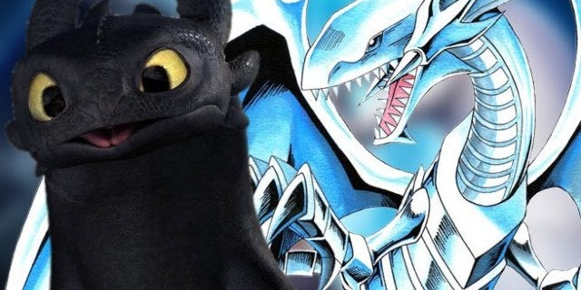 yugioh how to train your dragon