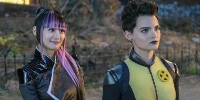 Deadpools Brianna Hildebrand Shares Her Reaction To The Sequels Lgbt Romance-7329