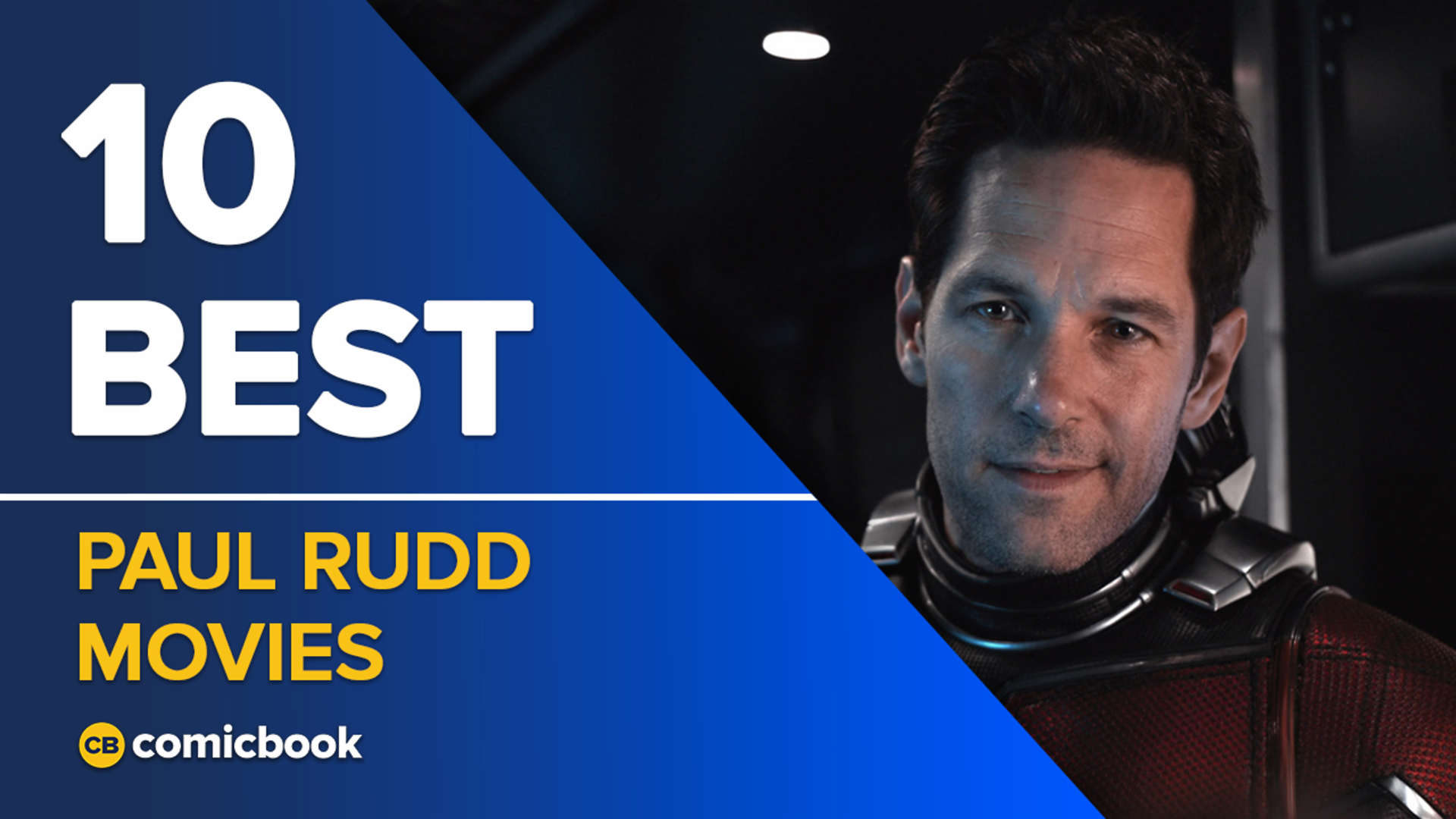 10 Best Paul Rudd Movies screen capture