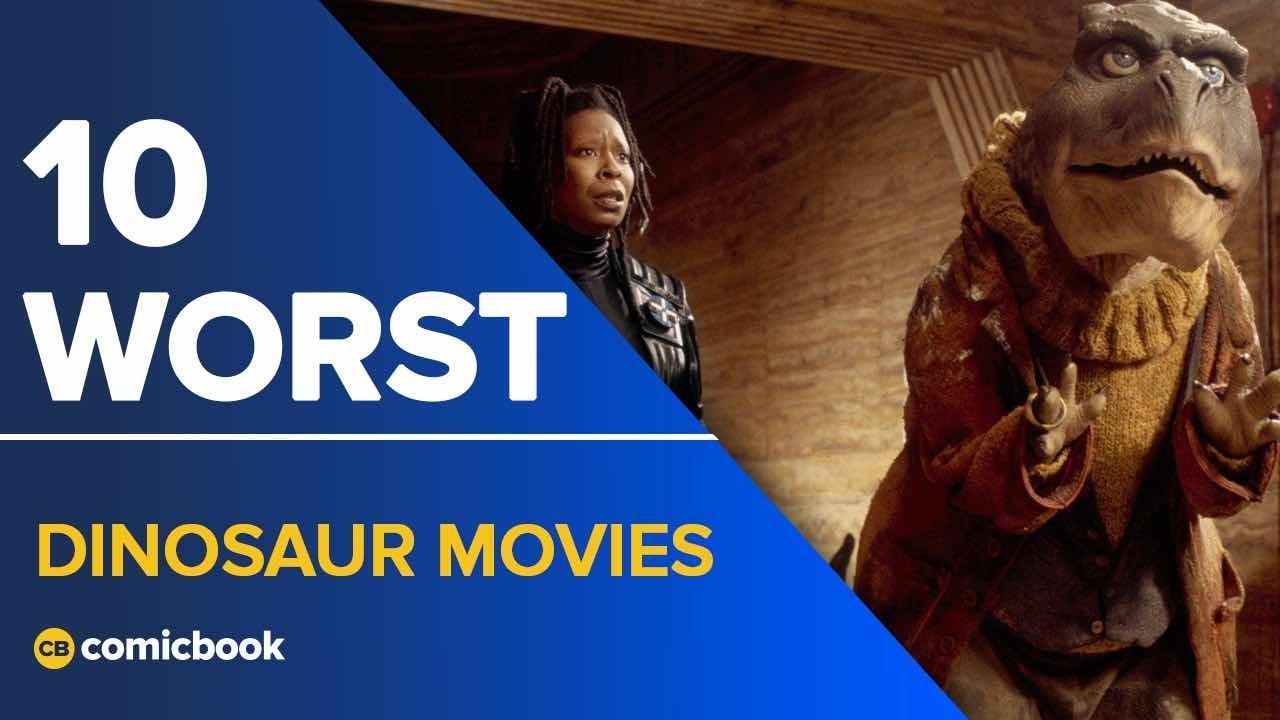 10 Worst Dinosaur Movies