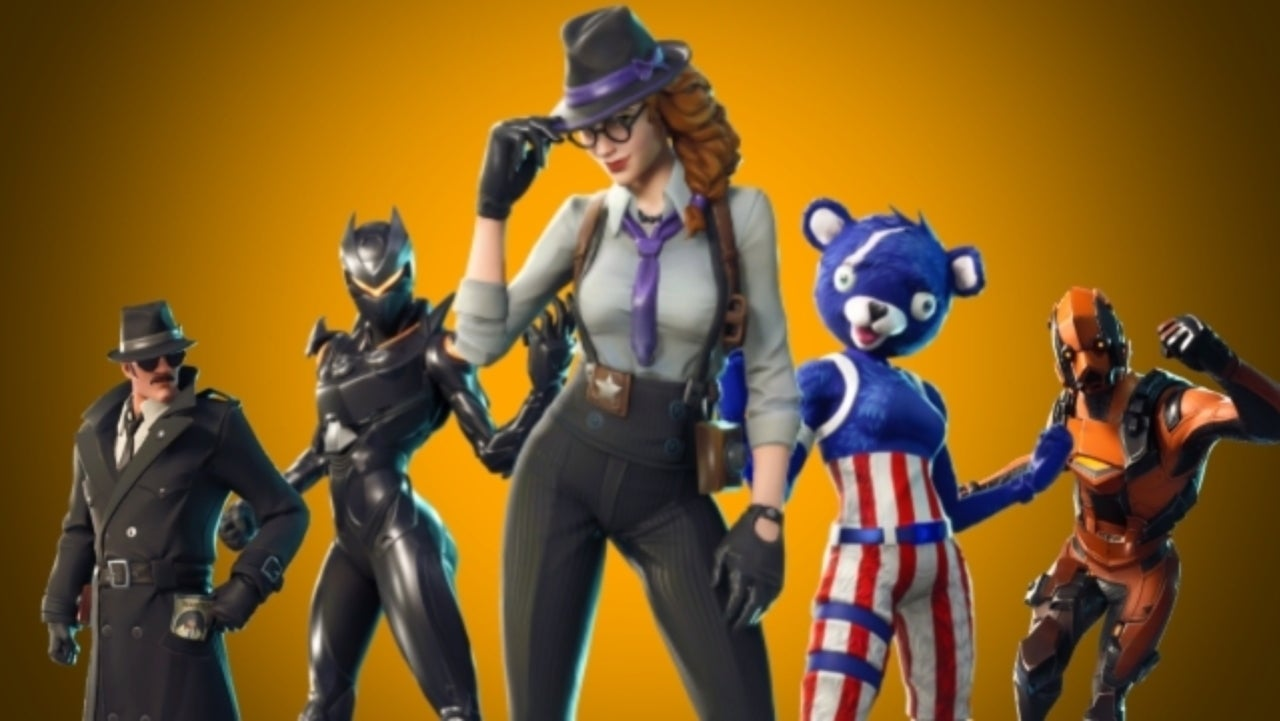 Fortnite Cosmetic Items Leaked Outfits Gliders And Tons More