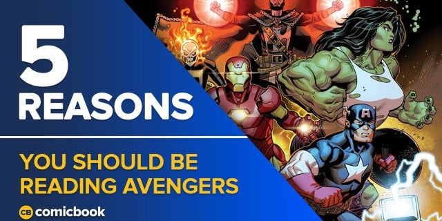 5 Reasons You Should Be Reading Avengers screen capture