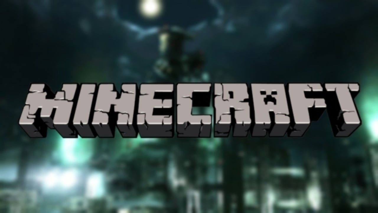 Final Fantasy VII's Midgar Recreated In Minecraft
