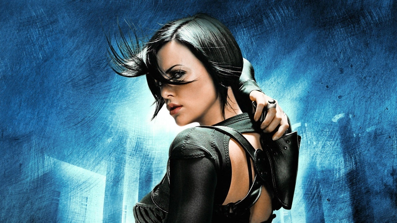 aeon flux mtv series