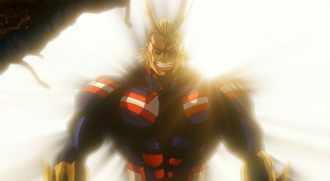 7 Reasons My Hero Academia S All Might Is Better Than
