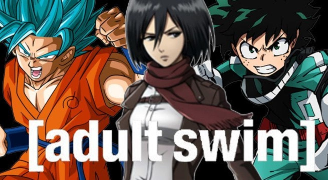Watch Anime Online - Adult Swim