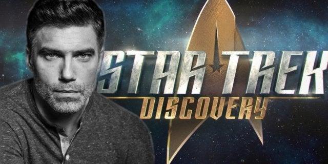 Anson Mount Star Trek Discoery