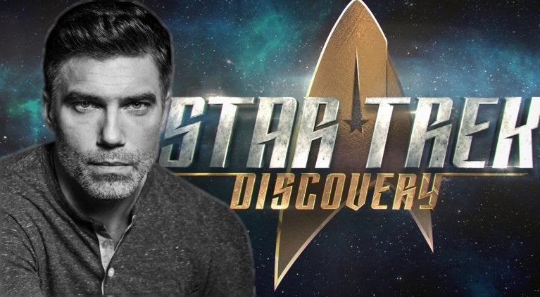 Anson Mount Star Trek Discoery