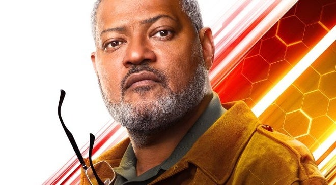 ant man and the wasp bill foster laurence fishburne