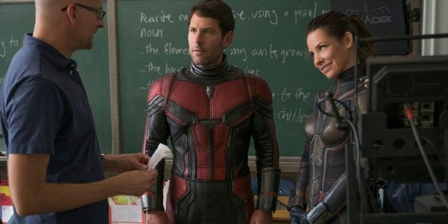Ant-Man and the Wasp BTS 02