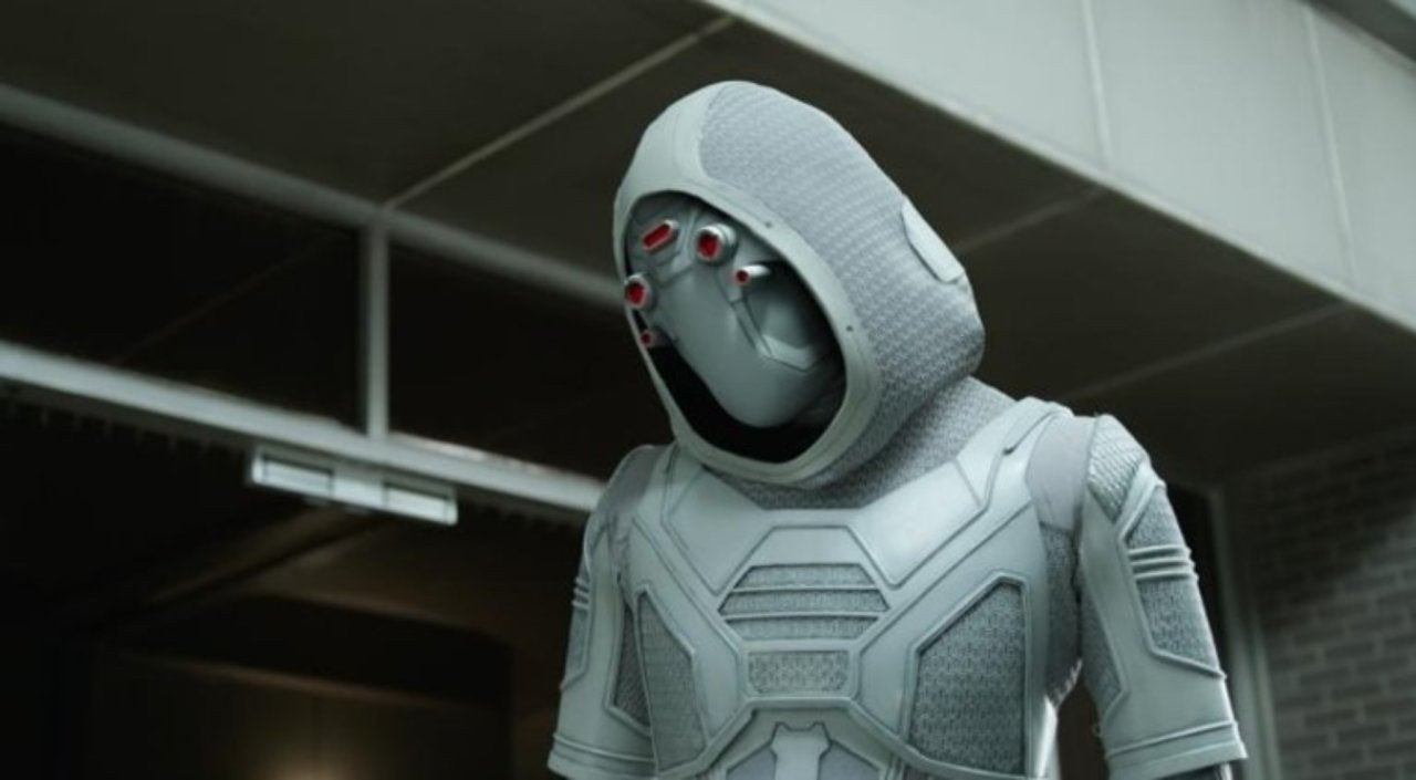 Early Ant Man And The Wasp Concept Art Gives Ghost Phase Claws