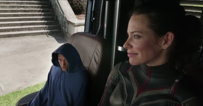 ant-man and wasp cranky tv spot