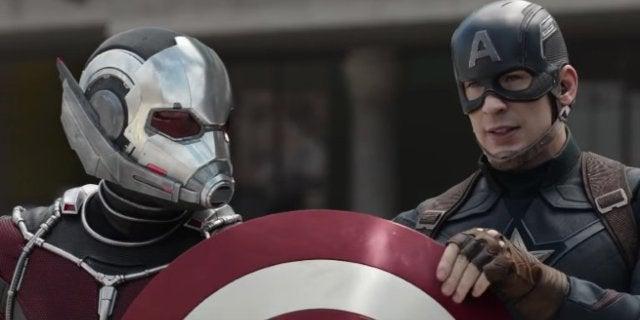 Ant-Man Captain America