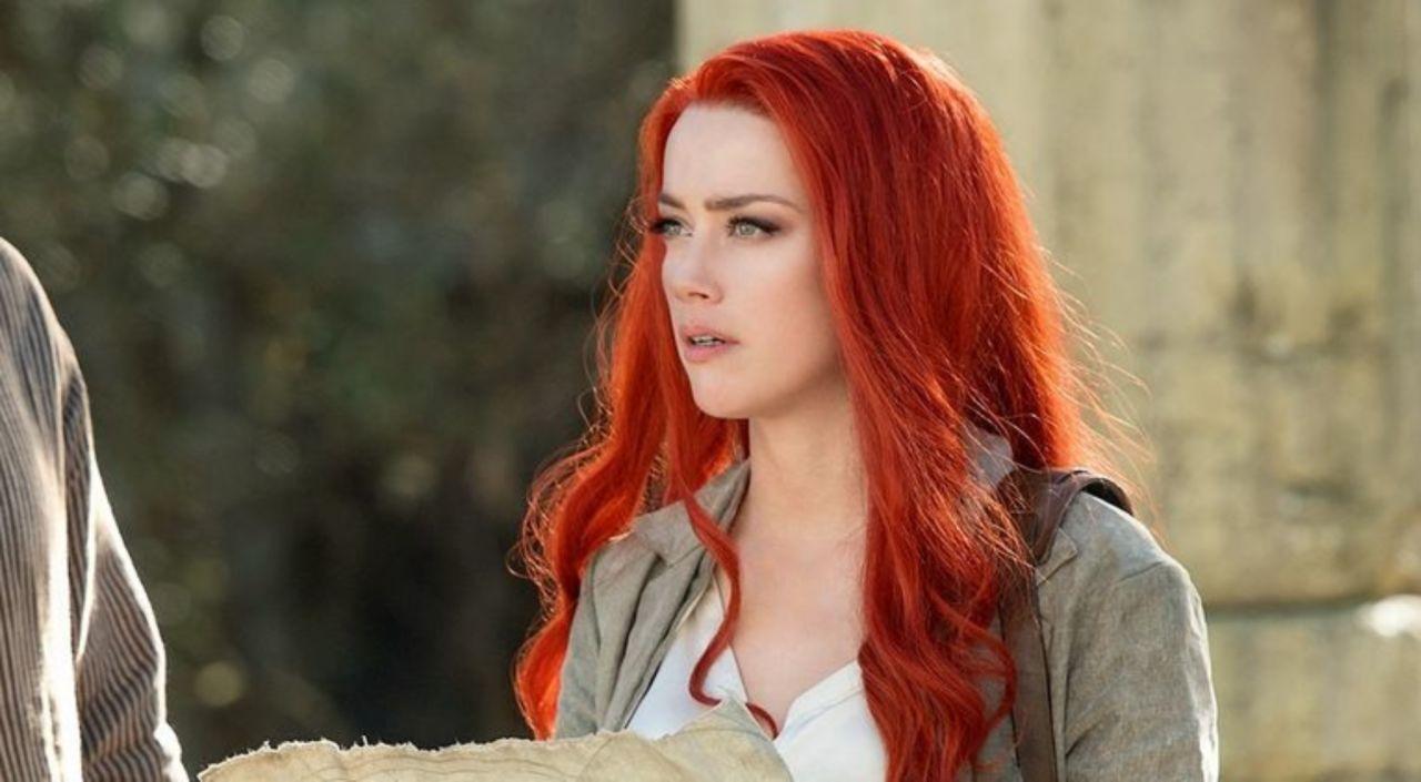 'Aquaman' Star Amber Heard Files Motion to Dismiss Johnny Depp's $50 Million Lawsuit Against Her