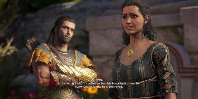 Assassin's Creed Odyssey Leak Shows Off Stunning Screenshots