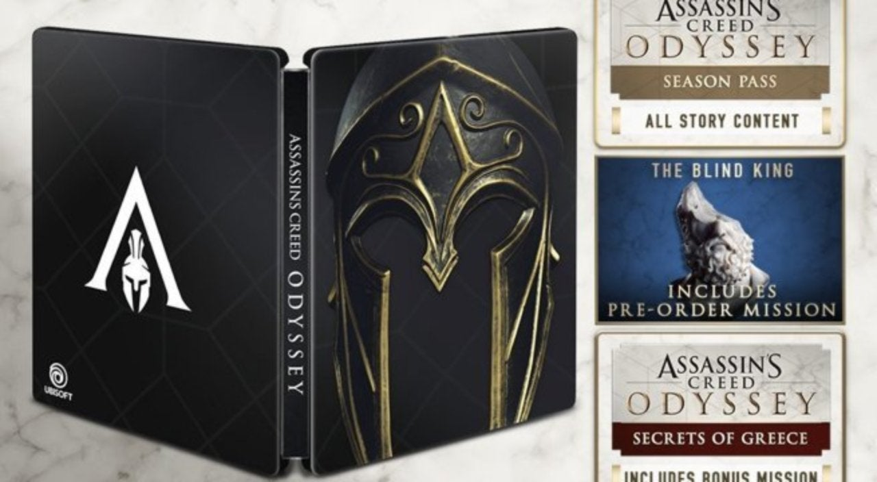 Save 20 On Assassins Creed Odyssey Standard And Gold