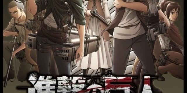 Attack on Titan Season 3 Anime Poster