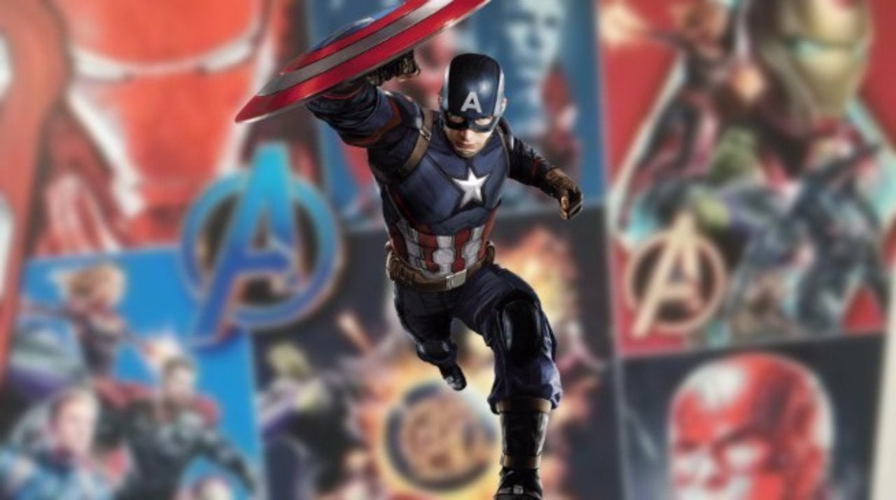 Avengers 4 Concept Art Shows Major Changes to Captain America Costume