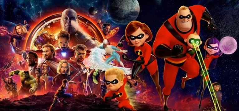 Avengers Incredibles 2 comicbookcom