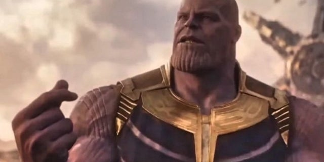 avengers infinity war thanos snappening