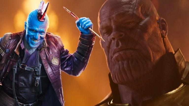 Avengers Infinity War Thanos Yondu ComicBookcom