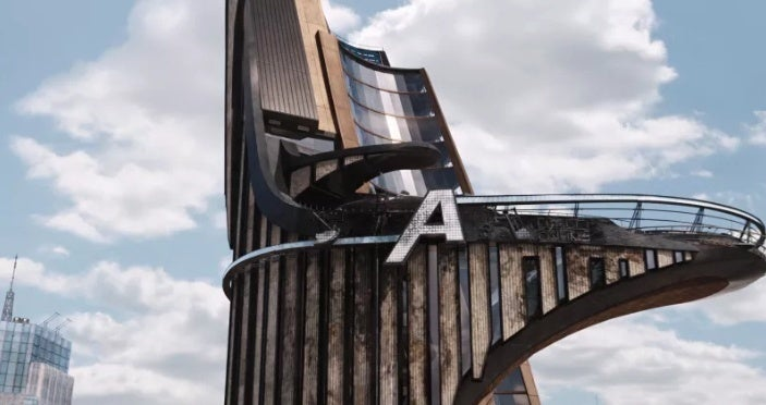 avengers tower mcu