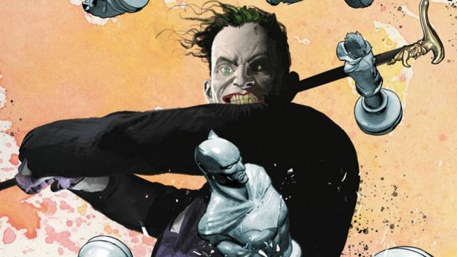 Batman's Best Man - Cover