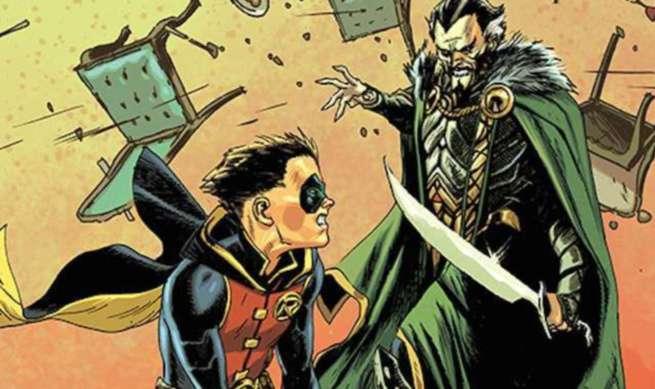 Batman's Best Man - Damian Wayne