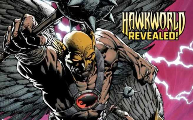 Best Hawkman Comics - Brightest Day