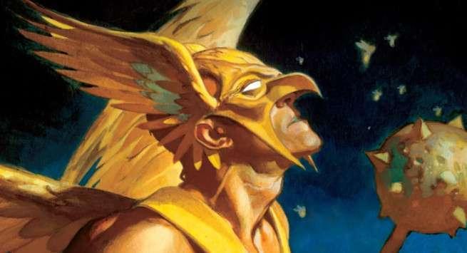 Best Hawkman Comics - Endless Flight